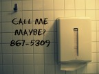 My Life On the Bathroom Wall
