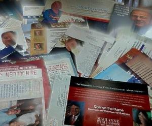 election flyers edit
